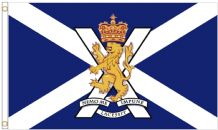 British Army Royal Regiment of Scotland 5'x3' (150cm x 90cm) Flag